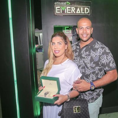 Emerald credit card login
