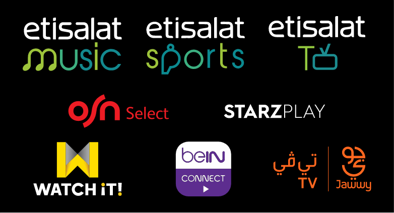 Etisalat Entertainment Services