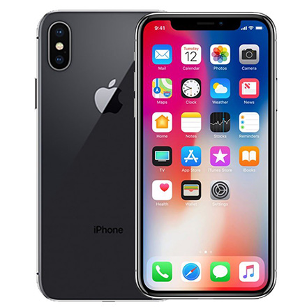 Etisalat - Apple iPhone X 256GB Product details page