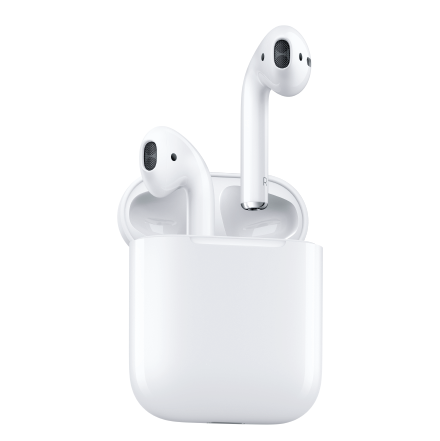 Apple Air Pods with Charging Case